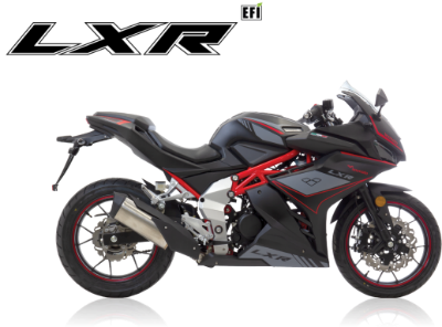 Lexmoto LXR EFI - MAG Autos and motorcycles Keighley