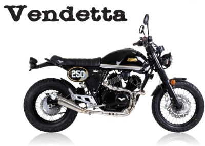 Lexmoto Vendetta - MAG Autos & Motorcycles Keighley